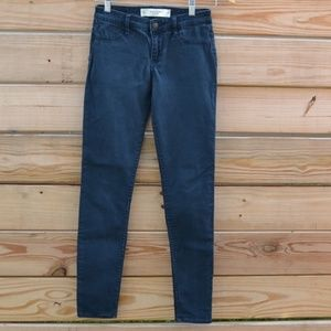 ABERCROMBIE & FITCH Skinny Jeans Pants Size 24 EUC